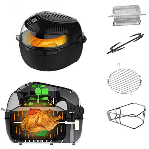 Digital Air Fryer with Control Panel Premium Quality...