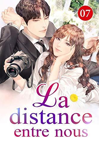 Couverture du livre La distance entre nous 7: Le nouveau détenu