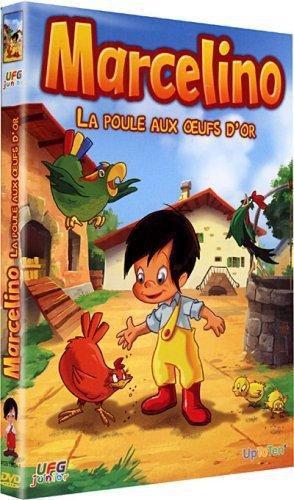 Marcelino - La poule aux oeufs d'or [Francia] [DVD]