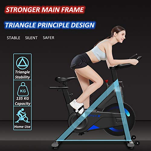 Dripex Magnetic Exercise Bike