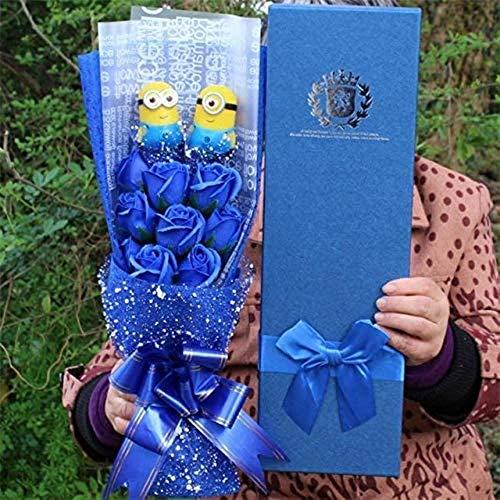 Mooie Bo? Te-Gift Boeket van strips met Zeep Creative cadeaus Bloemen for de ceremonie Dipl? Mijn/Birthday/Valentine Hs556