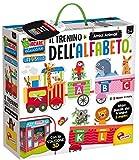 Lisciani Giochi - Giocare Educare Il Trenino Dell'Alfabeto 3D Gioco per Bambini, 76741