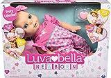 Luvabella - 6047317 - Jeu enfant - Poupée Interactive -  Nouveau-né