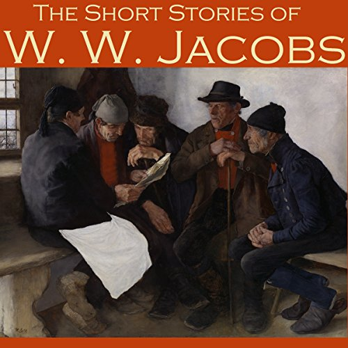 『The Short Stories of W. W. Jacobs』のカバーアート