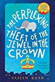 The Perplexing Theft of the Jewel in the Crown (A Baby Ganesh Agency Investigation)