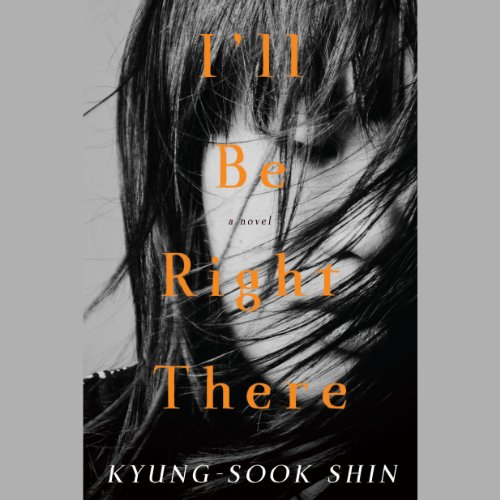 I'll Be Right There audiobook cover art