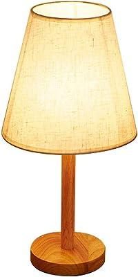 Lámpara de mesa con regulador de intensidad táctil, 3 niveles de ...