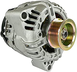DB Electrical ABO0242 New Alternator For Chevy Astro Van 4.3L 4.3 Express, Gmc Safari Savana 5.3L 5.3 6.0L 6.0 05 2005 0-124-325-133 15124532 11073 11076N 1-2583-01BO