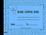 Blank Coupon Book: Blank Coupon Booklet to Fill In - 20 Blank Coupon for DIY gift Certificate Voucher