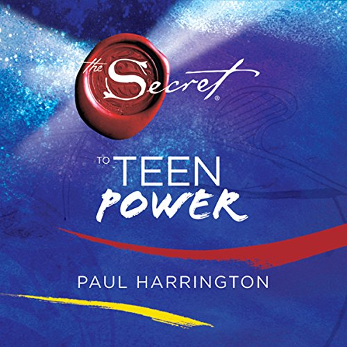 The Secret to Teen Power Audiobook By Paul Harrington cover art