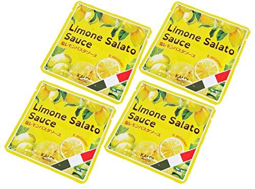 KALDI(カルディ) カルディオリジナル 塩レモンパスタソース 30g×4袋 【合計4個セット】