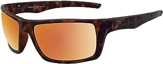 Dirty Dog Mens Primp Satin Sunglasses - Brown Tort/Gold