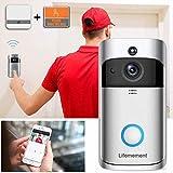 Best Doorbell Cameras - Wireless Doorbell WiFi Smart Video Doorbell 720P HD Review