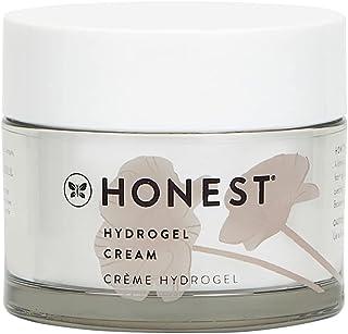 کرم هیدروژل زیبایی صادقانه با دو نوع اسید هیالورونیک و اسکوالان | عطرهای مصنوعی بدون روغن ، متخصص پوست ، آزمایش پوستی ، بی رحمانه | 1.7 فلک اوز