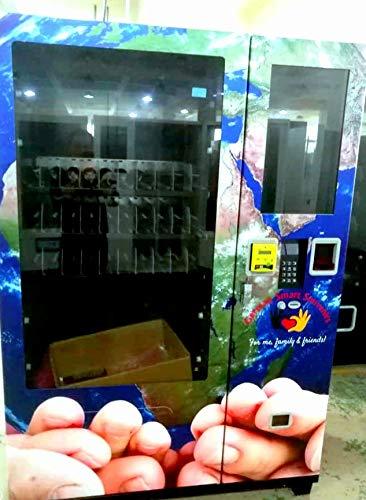 Warenautomat mit CE Zertifikat Verkaufsautomat von Kimmavending NEW Versand aus Deutschland