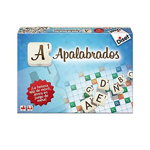 Diset - Apalabrados - Juego de mesa familiar de formar palabras a...