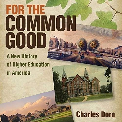 For the Common Good audiobook cover art