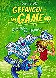 Gefangen im Game - Rebellion der Roboter: Spannendes Kinderbuch über Gaming für Jungen und Mädchen ab 8 Jahre