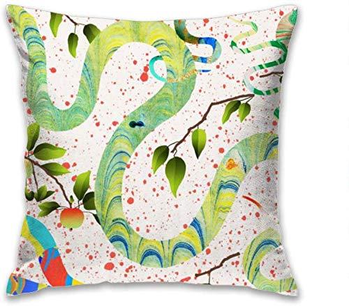 Kussensloop decoratieve kussensloop Home Decor Square 18 x 18 inch kussen kussensloop Artsy