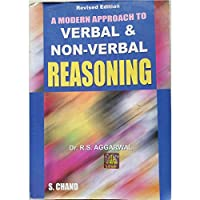A Modern Approach ToVerbal and Non -Verbal REASONING