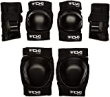 TSG Schoner Protection-Set Basic, Unisex, Negro, M