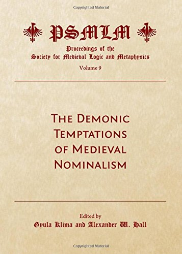 The Demonic Temptations of Medieval Nominalism