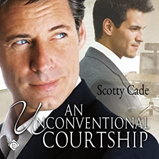 An Unconventional Courtship audiobook cover art