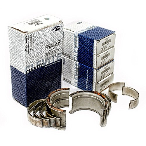 Clevite77 Rod & Main Bearings Compatible with Chevy LS1 LS6 4.8L 5.3L 5.7L 6.0L 6.2L LS- 'P' Series (Rod & Main Bearings)
