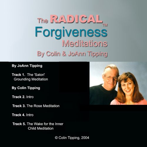 Radical Forgiveness Meditations audiobook cover art