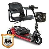 Pride Mobility GoGo Ultra X 3-Wheel Travel Scooter w/Avail Ext Warranty