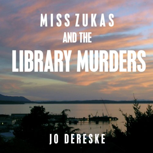 Miss Zukas and the Library Murders cover art