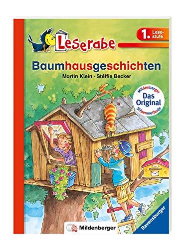 Leserabe mit Mildenberger Silbenmethode: Baumhausgeschichten