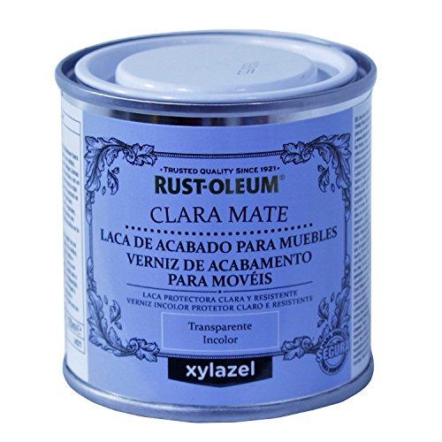 Rust-Oleum 4100103 Laca para Muebles, Transparente, 750 ml