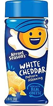 Kernel Season s Popcorn Seasoning White Cheddar 2.85 Ounce  Pack of 6