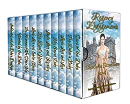 Regency Engagements Box Set: Regency Romance - Clean and Wholesome by [Charlotte Fitzwilliam, Eliza Heaton, His Everlasting Love Media]