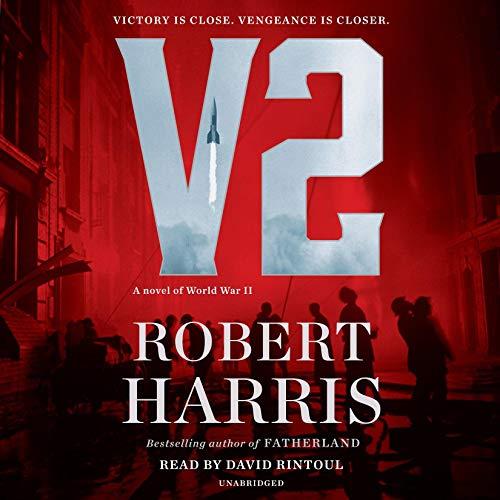 V2 Audiobook By Robert Harris cover art