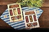 WURSTBARON® Salami Snack Selection Premium Set - Salami, Olive, Käse, Brezeln