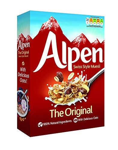 Weetabix Alpen Müsli Original 625 g, 10er Pack (10x 625 g)