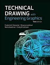 Technical Drawing with Engineering Graphics (15th Edition)