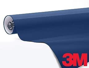 3M 1080 Gloss Deep Blue Air-Release Vinyl Wrap Roll (1/2ft x 5ft)