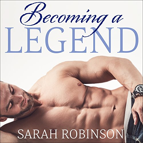 Becoming a Legend audiobook cover art