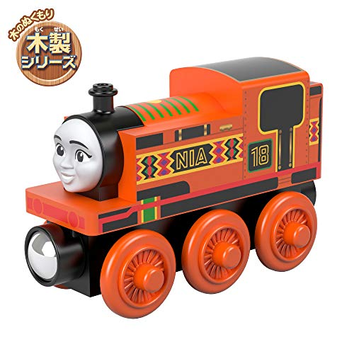Thomas & Friends Fisher-Price Wood, Nia