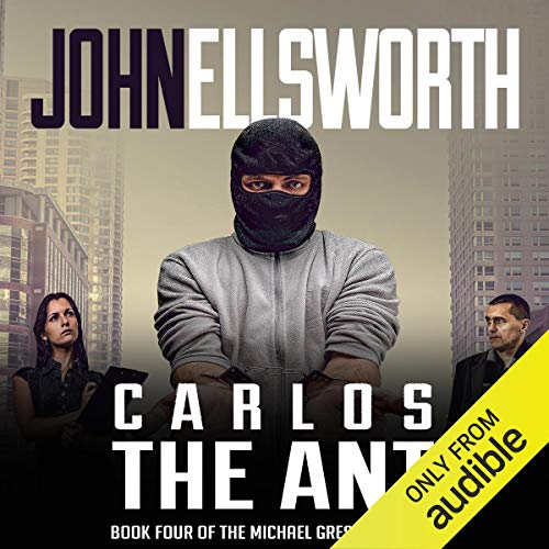Carlos the Ant audiobook cover art