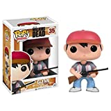 MXXT Funko Pop Television : The Walking Dead - Glenn (Exclusive) 3.75inch Vinyl Gift for Zombies Tel...