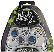 WHITE Wild Fire 2 Wireless Controller NEW for XBOX 360