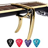 Para guitarras acústicas y eléctricas, ukelele, banjo, pin