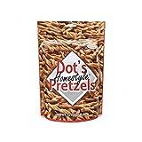 Dot's Homestyle Pretzels 2 lb. Bag (3 Bags) 32 oz. Seasoned Pretzel Snack Sticks