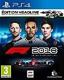 F1 2018 - Edition Headline - PlayStation 4 [Edizione: Francia]