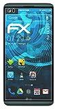 atFolix Schutzfolie kompatibel mit LG V20 Folie, ultraklare FX Bildschirmschutzfolie (3X)