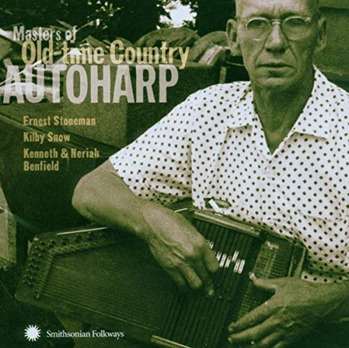 Masters of Oldtime Country Autoharp